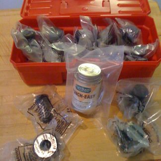 Ironworker Tooling kit