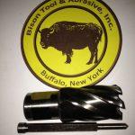 """1"""" Bison Brand Annular Cutter Drill Bits"""