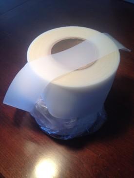 urethane plastic die film