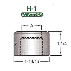h1 style die