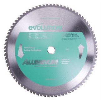 evolution 14 inch AL cutting blade