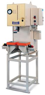 Dake C-Frame Hydraulic Press