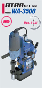 Nitto Kohki Automatic drilling machine