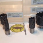 Tialn Coated Annular Cutters